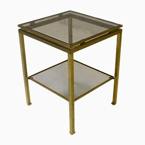 Vintage Side Table by Guy Lefevre for Maison Jansen