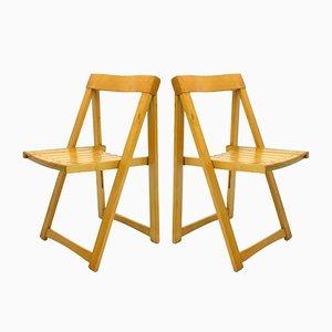 Chaises Pliantes, 1970s, Set de 2