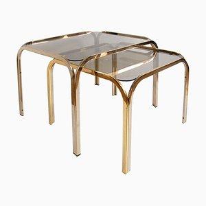 Tavolini ad incastro, anni '70
