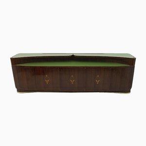 Rosewood Sideboard by Vittorio Dassi for Dassi Mobili Moderni Lissone, 1950s
