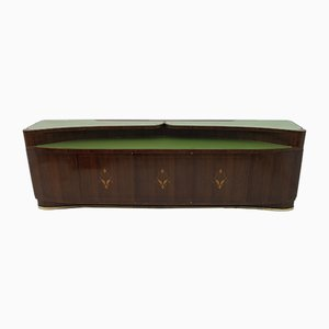 Sideboard aus Palisander von Vittorio Dassi für Dassi Mobili Moderni Lissone, 1950er