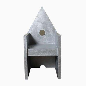 Lounge Chair by Lanfranco Benvenuti for Meccani Arredamenti, 1980s