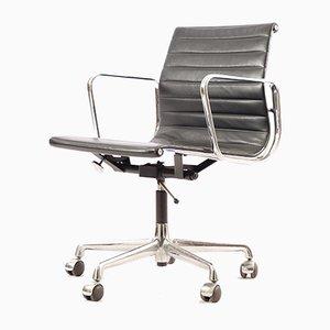 Mid-Century EA 119 Drehstuhl von Charles & Ray Eames für Herman Miller