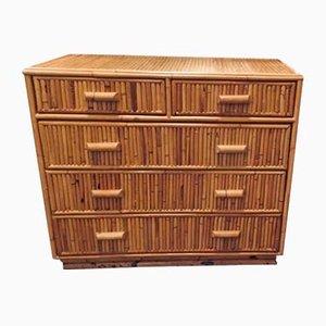 Bamboo Dresser, 1970s