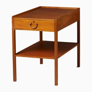 914 Nightstand by Josef Frank for Svenskt Tenn, 1950s