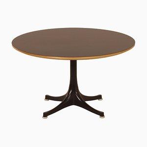 Tavolino da caffè nr. 5452 nero di George Nelson per Vitra, 2008