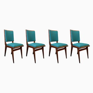 Dining Chairs from Olaio, 1960s, Set of 4