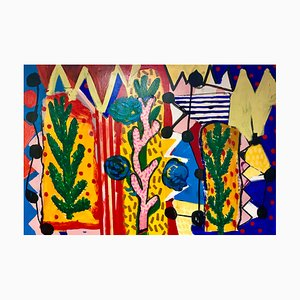 Pintura Oasis de Nicolas Shipton, 2019