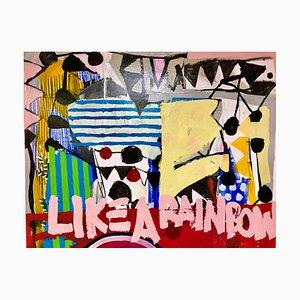 Like A Rainbow Gemälde von Nicolas Shipton, 2019