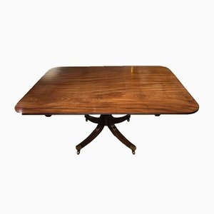 Antique Cuban Mahogany Breakfast Table