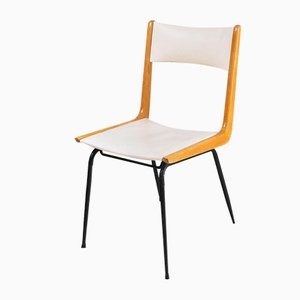 Bentwood Dining Chair by Carlo de Carli, 1950s