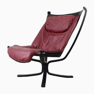 Lounge Chair from Poltrona Frau, 1980s