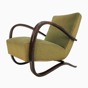 Model H269 Armchair by Jindřich Halabala for UP Závody, 1940s