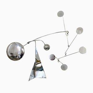 Mobile Sculpture by Francois Colette, 1972