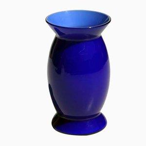 Vase en Verre par Alessandro Mendini pour Venini, 1990s