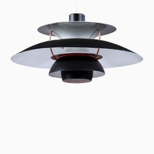 Lámpara colgante PH5 de Poul Henningsen para Louis Poulsen, años 90