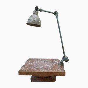 Lampe à Pince par Bernard-Albin Gras pour Ravel Clamart, 1950s