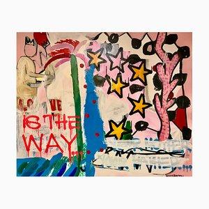 Peinture The Way par Nicholas Shipton