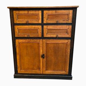 Oak Cabinet, 1920s