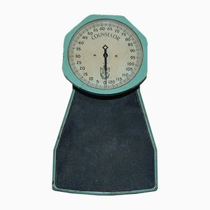Antique American Bathroom Scale from Brearly Co.