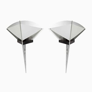 Filicudara Sconces by Steve Lombardi for Artemide, 1980s, Set of 2