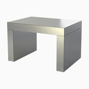 Aluminium Gaby Coffee Table or Bench by Chapel Petrassi