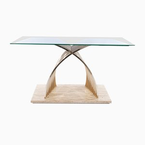 Console Table by Renato Zevi for Zevi, 1970s