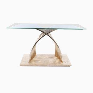 Console Table by Renato Zevi for Zevi, 1970s