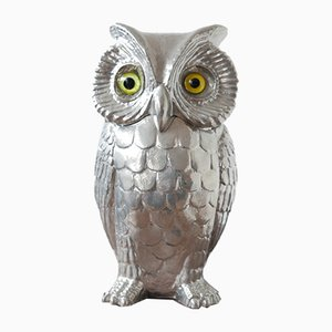 Owl Ice Bucket by Freddo Therm, 1970s