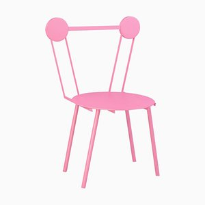 Haly Pink Chair by Chapel Petrassi
