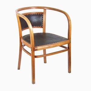 Antiker Nr. 6526 Armlehnstuhl von Otto Wagner für Thonet