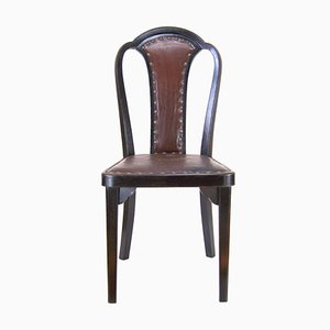 Model No. 918 Dining Chair by Gustav Siegel for Thonet, 1920s