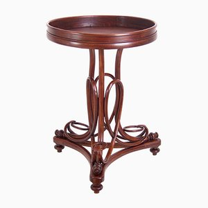 Antique Side Table by Michael Thonet for Jacob & Josef Kohn, 1880s