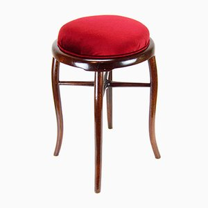 Antique Stool by Michael Thonet for Neyger