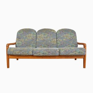 Mid-Century Danish Teak Sofa from Dyrlund, 1970s