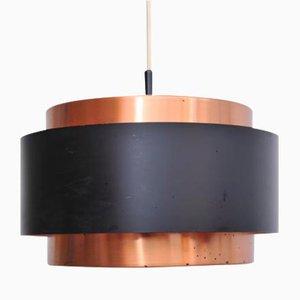 Lámpara de techo Juno Mid-Century de Johannes Hammerborg para Fog & Mørup