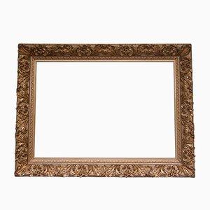 Goldener barocker Rahmen, 1920er