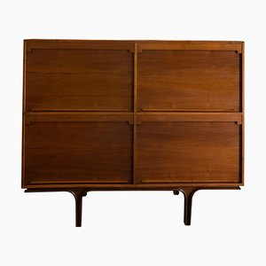 Rosewood Cabinet by Gianfranco Frattini for Bernini, 1961