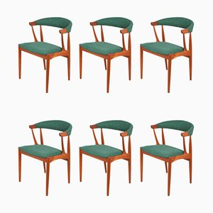 Dining Chairs by Johannes Andersen for Brødere Andersen, 1960s, Set of 6