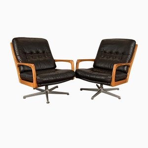 Armchairs by Eugen Schmidt for Soloform, 1960s, Set of 2