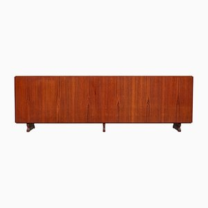 Mid-Century Teak Model MB15 Sideboard by Franco Albini for Poggi, 1950s
