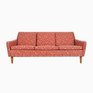 Mid-Century Swedish Sofa by Folke Ohlsson for Dux, 1960s