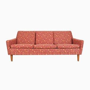 Schwedisches Mid-Century Sofa von Folke Ohlsson für Dux, 1960er