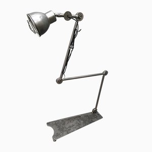 Industrial Floor Lamp from Devil, 1950s