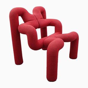 Ekstrem Sessel von Terje Ekstrom für Stokke, 1970er