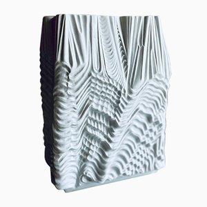 Vaso Wave di Martin Freyer per Rosenthal, anni '60