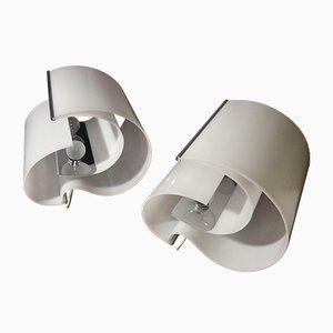 Lampes de Bureau de Stilnovo, 1960s, Set de 2