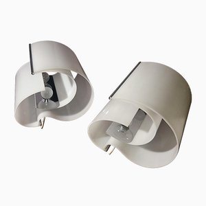 Tischlampen von Stilnovo, 1960er, 2er Set
