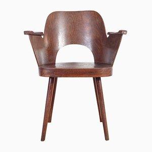 Chaise de Salle à Manger Mid-Century par Oswald Haerdtl pour TON