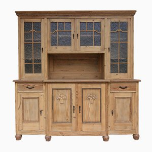 Vintage Softwood Buffet, 1920s